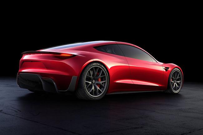 Plus de 1000 km d'autonomie pour le futur Roadster de Tesla