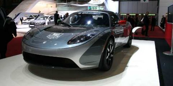 Salon de Genève : Tesla Tag Heuer