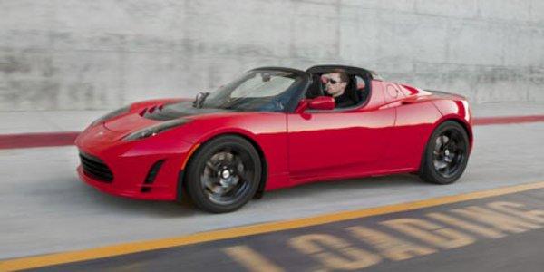 Tesla dévoile le Roadster 2.5