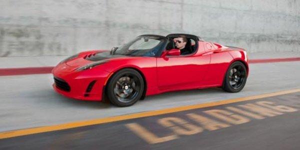 Tesla Roadster 2.5 : l'effet électrique