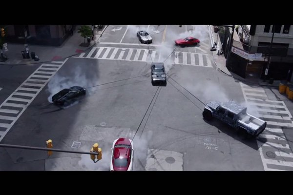 Fast and Furious 8 : le teaser officiel