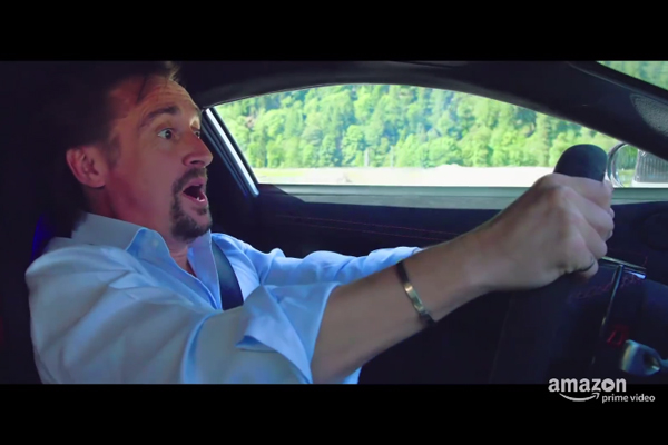 The Grand Tour : Rimac Concept One vs Aventador S vs Honda NSX