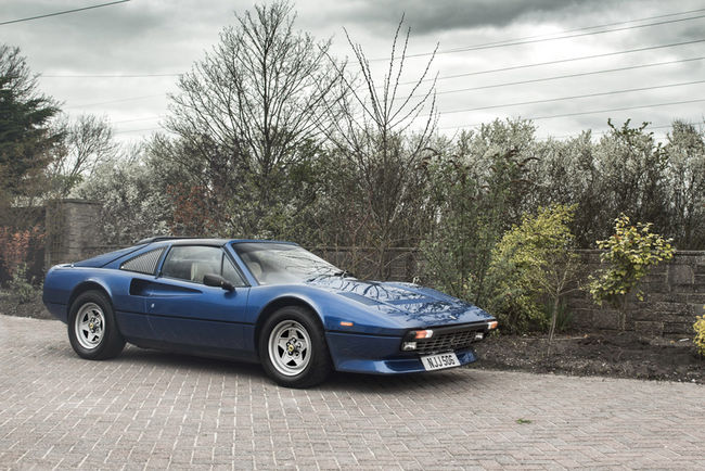 Silverstone Auctions : Ferrari à l'honneur de The May Sale
