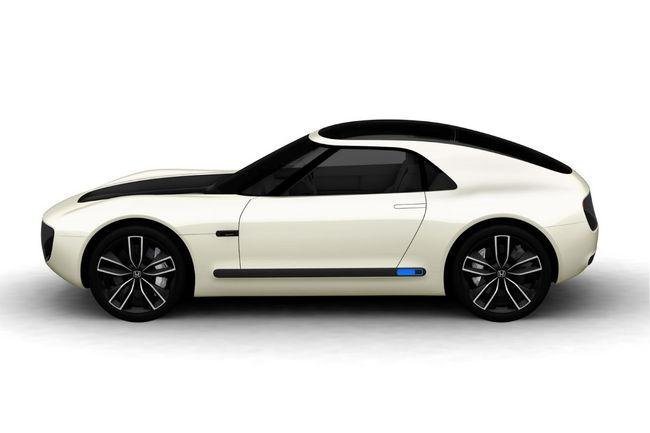 Tokyo : Honda Sports EV Concept