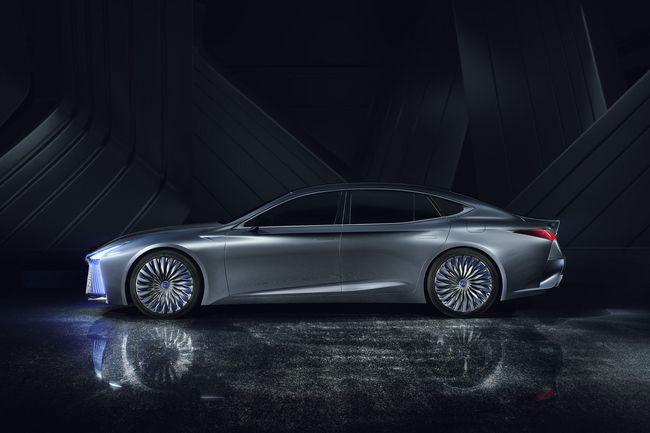 Tokyo : un concept et deux séries limitées chez Lexus