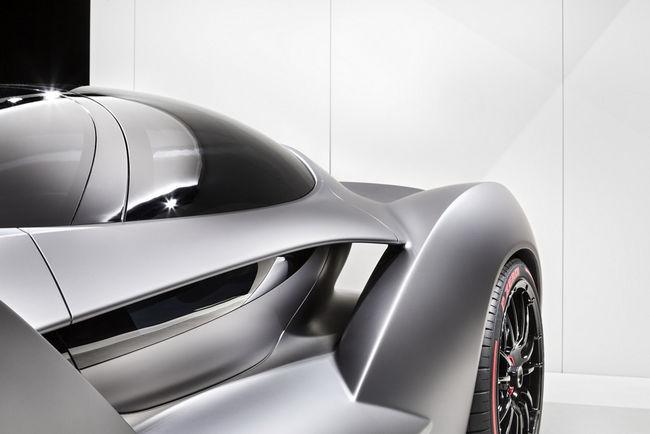 Tokyo : Zagato pourrait produire l'IsoRivolta Vision GT