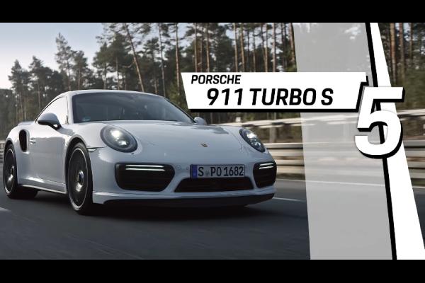 Porsche Top 5 : les modèles les plus rapides