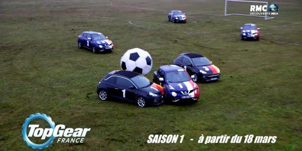 Top Gear France : la bande annonce