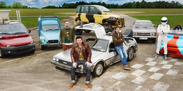 Top Gear France : un teaser pour la saison 2