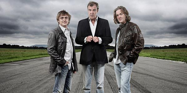 Top Gear : Jeremy Clarkson suspendu