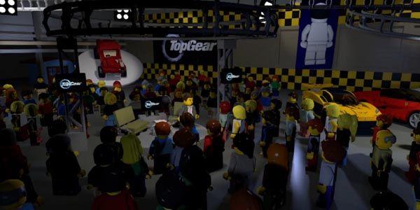 Un trailer en mode Lego pour la saison 22 de Top Gear