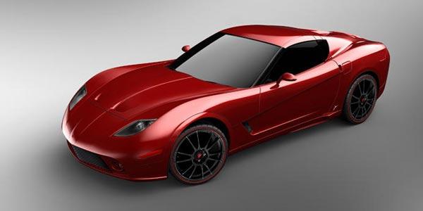 Soleil Anadi : un rayon de Corvette