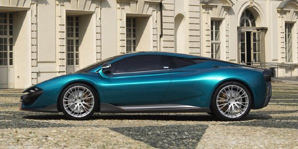 Torino Design et ATS dévoilent leur Wildtwelve