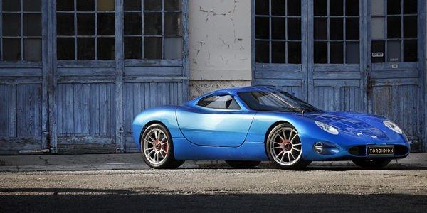 Toroidion 1MW : Supercar électrique de 1 359 ch