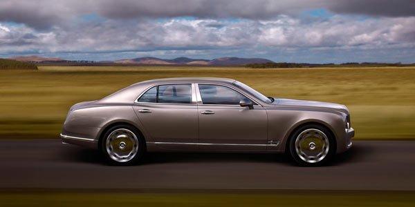 Tout va bien pour Bentley