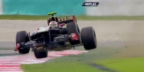 Toute l'émotion de la F1 en une vidéo