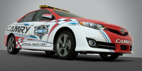 Toyota Camry, Daytona 500 Pace Car 2012