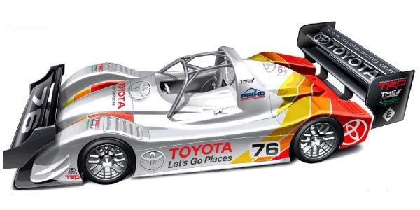 Toyota électrise de nouveau Pikes Peak