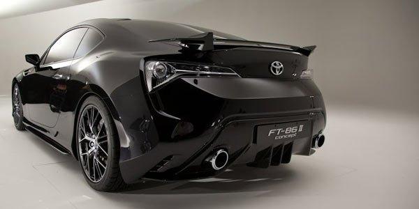 Toyota FT-86, toujours plus d'infos