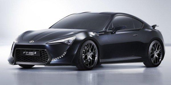 Francfort: Toyota FT-86 II Concept