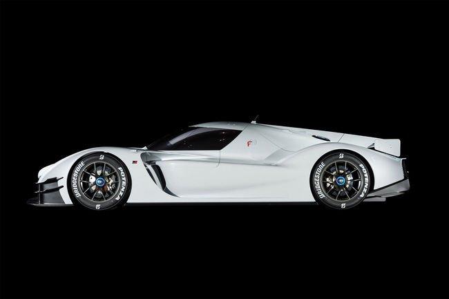 Toyota dévoile son GR Super Sport Concept
