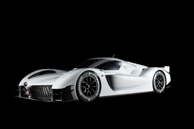 Toyota Gazoo Racing au Mans en 2021 avec une Hypercar