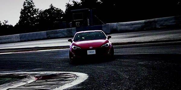 Toyota GT 86 : fabriquée par la passion