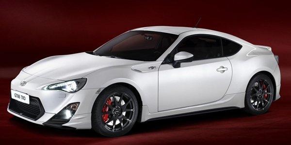 Plus de cylindrée pour la Toyota GT86 ?