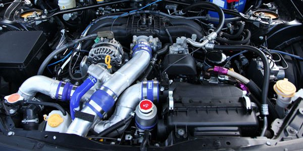 Monstaka virilise la Toyota GT86