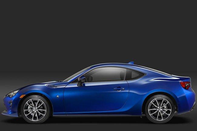 Tarif du nouveau Toyota GT86