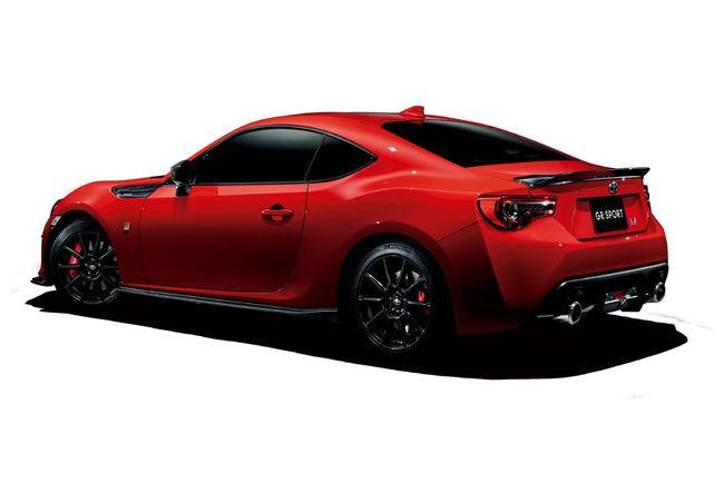 Toyota 86 GR Sport : pour le Japon
