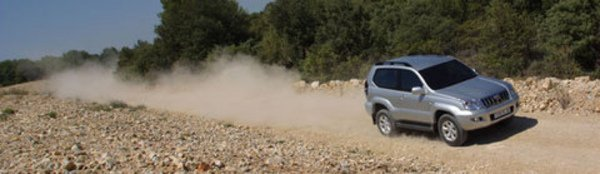 Le Land Cruiser prend du muscle