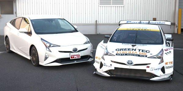 La Toyota Prius rempile en Super GT