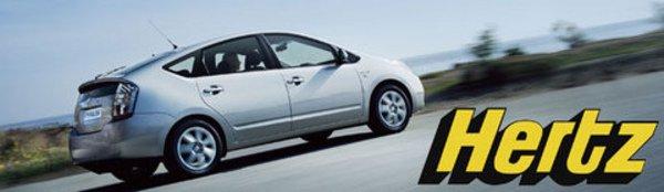 Des Toyota Prius à louer chez Hertz