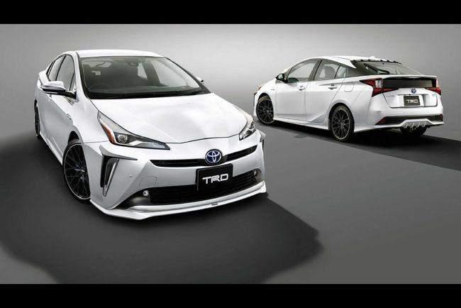 TRD s'intéresse à la nouvelle Toyota Prius