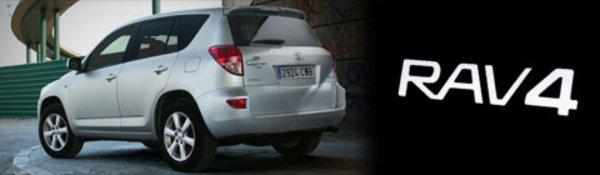 Le Toyota RAV4 repense sa gamme