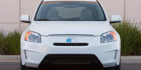 Le RAV4 EV par Tesla dévoilé