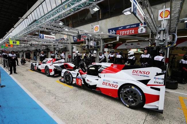 Toyota reste en WEC pour la Super-Saison 2018-2019
