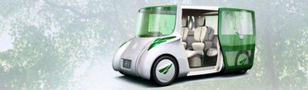 Toyota RiN , voir la vie en vert
