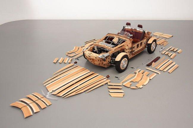 Le concept Toyota Setsuna à la Milan Design Week
