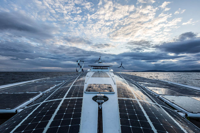 Toyota soutient le projet Energy Observer
