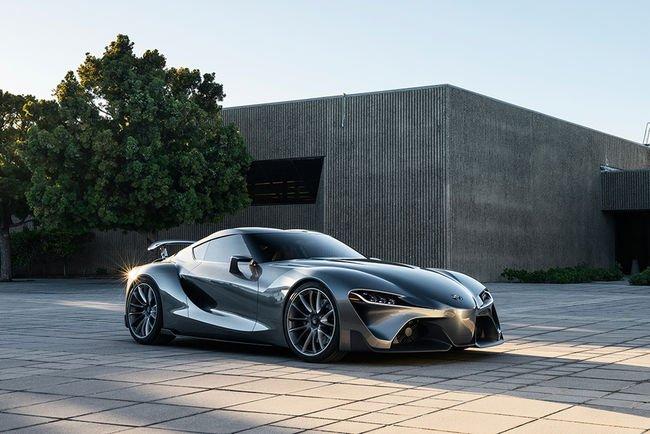 Un bloc V6 biturbo pour la future Toyota Supra ?