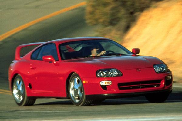 Genèse : un teaser pour la nouvelle Toyota Supra