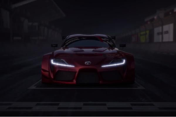 Le Toyota GR Supra Racing Concept débarque en vidéo