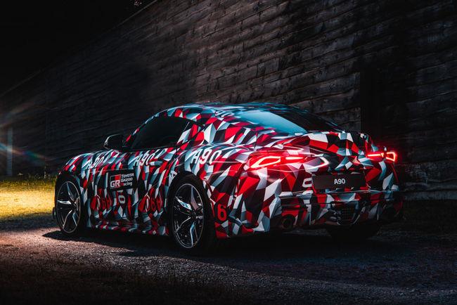 Toyota Supra : débuts dynamiques à Goodwood