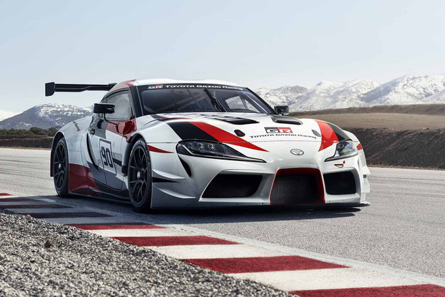 La Toyota Supra sera produite en Autriche