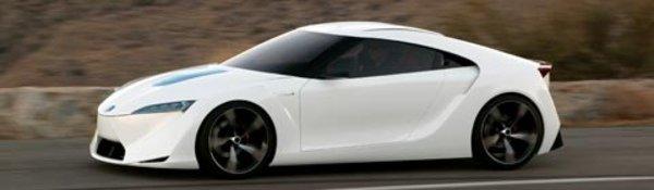 Toyota veut ressusciter le coupé Supra