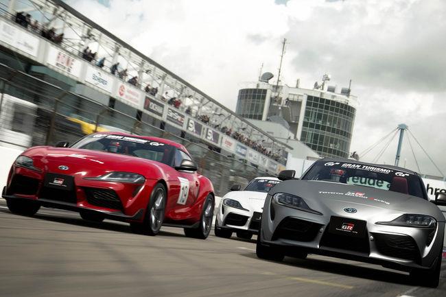 Toyota GR Supra GT Cup : les finales auront lieu à Tokyo