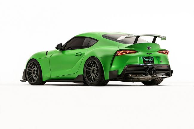 SEMA : cinq concepts GR Supra pour Toyota