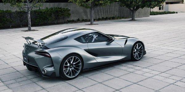 Toyota Supra : le concept en 2016 ?